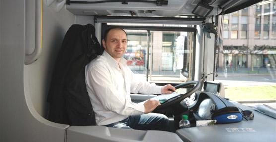 El chasis Euro6 A22 de MAN para autobuses de dos pisos garantiza mayor confort, seguridad y ahorro