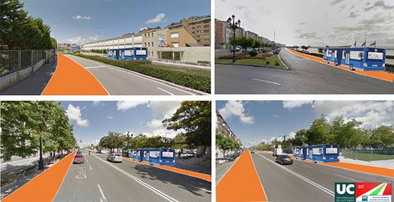 El nuevo Plan de Transporte Público de Santander reordenará las líneas actuales de transporte