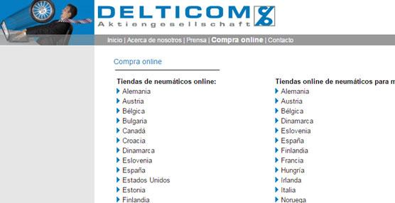 Delticom, minorista de neumáticos 'online', amplía su línea de productos budget (económicos)