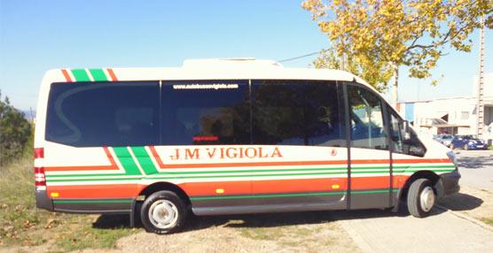 Autobuses Vigiola adquiere dos nuevos Corvi S
