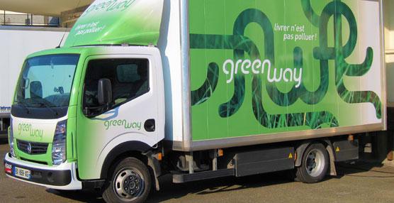 Los 10 Maxity Eléctricos de Renault Trucks utilizados por Greenway Services han recorrido más de 220.000 kilómetros por París y sus alrededores.