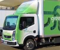 Los Maxity Eléctricos de Renault Trucks ya han recorrido 220.000 kilómetros con Greenway Services