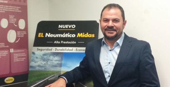Vicente Pascual es el nuevo director de Expansión de Midas España, cuyo reto será la apertura de nuevos centros