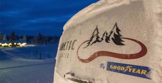 Goodyear inaugura en la ciudad de Ivalo, Finlandia, un Centro de Pruebas para neumáticos de invierno