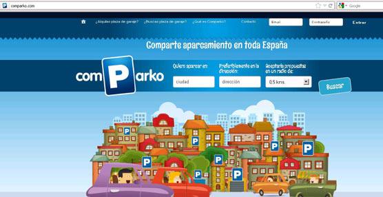 Más de 200 propietarios comparten plazas de 'parking' en Comparko, que arranca su andadura en Bizkaia