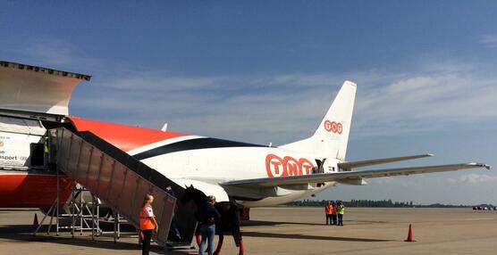 TNT Airways sustituye la documentación en papel de sus vuelos por iPads