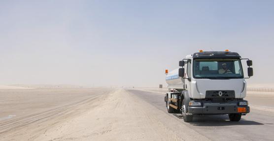 Tras su despliegue en Europa en 2013 y 2014, Renault Trucks lanza sus nuevos camiones en Oriente Medio y África