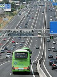 El segmento de autobuses, autocares y microbuses crece en Noviembre un 22%.