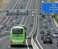 Los autobuses, autocares y microbuses acumulan un crecimiento de casi un 11% en lo que llevamos de año