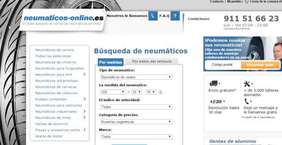 La tienda online de Delticom en España genera hasta 1.000 comentarios positivos