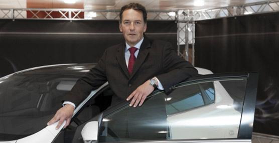 Agustín Martín es nombrado nuevo presidente y CEO de Toyota España, en sustitución de Jacques Pieraerts