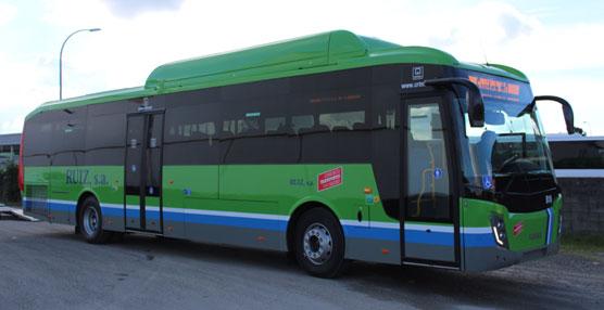 Los vehículos entregados a Empresa Ruiz corresponden al modelo Magnus.E de Castrosua, concebido para el transporte de viajeros por la periferia de las ciudades.