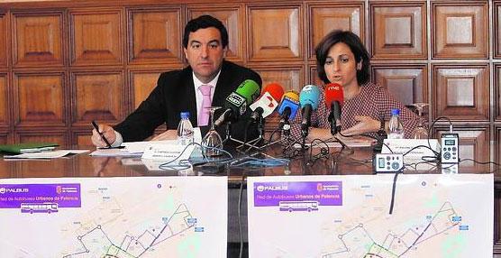 Entran en vigor las modificaciones en las líneas del servicio de autobús de Palencia