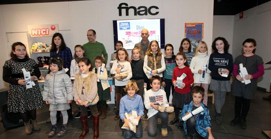 Dbus entrega los premios del 8º Concurso Infantil de Dibujo Dbus Eta Gabonak