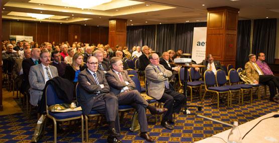 Aetram: 'Hay que contratar con tarifas realistas y crear alianzas y fusiones entre las empresas'
