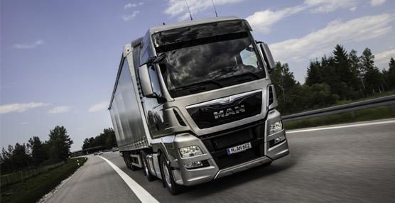 En el segmento de camiones el mercado de más de seis toneladas creció un 26% a finales de noviembre, y MAN un 36%.