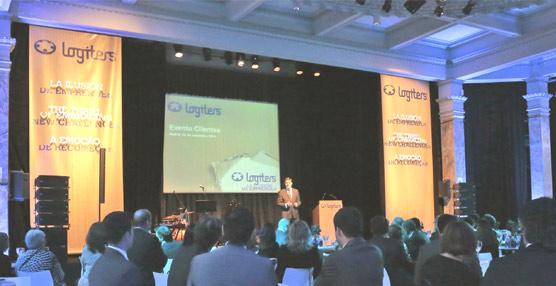 Logister expone la evolución positiva de la compañía y su estrategia en el Circulo de Bellas Artes