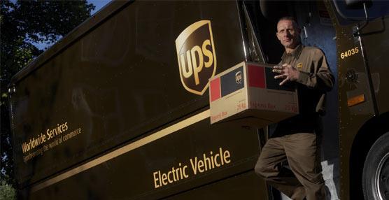 Europa galardona a UPS con la 'primera hoja' por su transporte sostenible