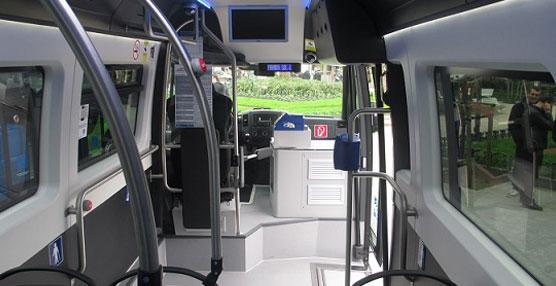 Dbus ha incorporado a su flota cuatro nuevos microbuses más modernos y respetuosos con el medio ambiente