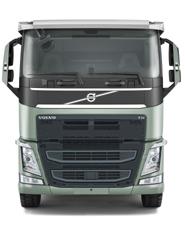 Los nuevos Volvo FH de cabina baja con litera ofrecen una alta potencia en espacios confinados