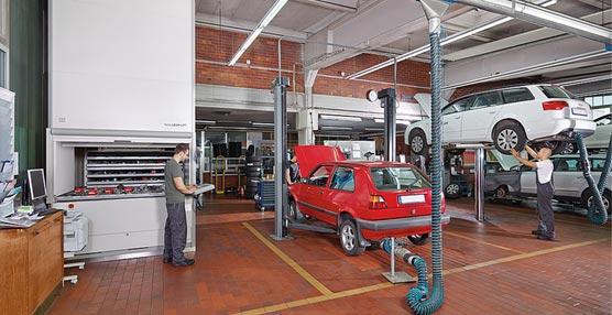 VRC presenta su almacén automático de herramientasHänel Lean-Lift para fabricantes de automóviles