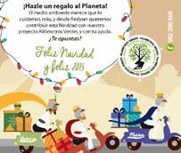 """Redyser lanza la campaña de Navidad """"Hazle un regalo al Planeta"""" basada en la compensación del CO2"""