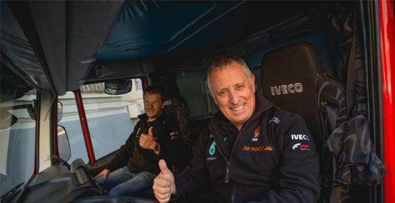 Iveco se prepara para el rally Dakar 2015