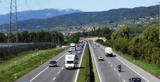 Alemania impone a los transportistas extranjeros el cumplimiento del salario mínimo alemán