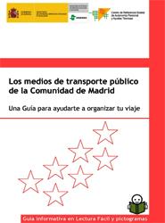 La EMT Madrid colabora en una guía de transporte para personas con dificultades de comprensión lectora