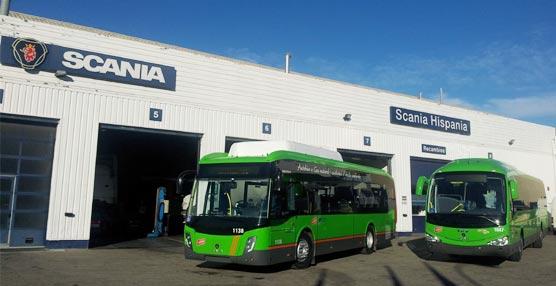 Scania se consolida como proveedor del CRTM con 42 entregas entre diciembre de este año y principios de 2015