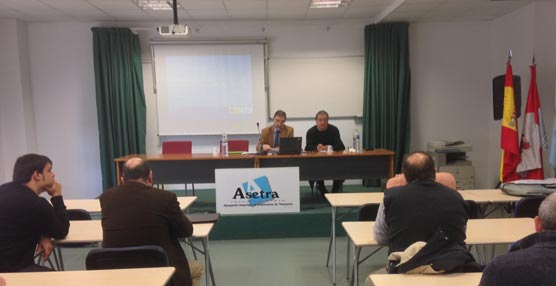 Asetra celebra la segunda jornada de autoformación dirigida a empresarios del transporte de viajeros