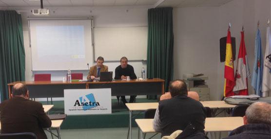 II jornada de autoformación para empresarios del transporte de viajeros de Asetra