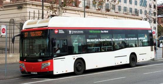Las tarifas para este año 2015 en el transporte público de la región de Barcelona se mantienen o se reducen