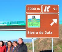La nueva ampliación del catálogo de recursos turísticos señalizables mejora la señalización de 200 destinos