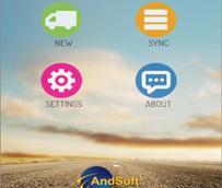 El operador logístico Victransa gestiona su información a través de la 'app' SmartPOD de AndSoft