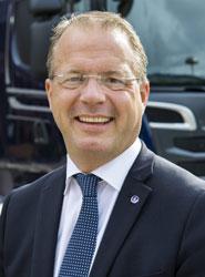Martin Lundstedt es elegido nuevo presidente de la Junta de Vehículos Comerciales de ACEA para 2015