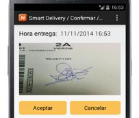 Nacex incrementa las posibilidades de entrega en el primer intento y agiliza los procesos con la app Smart Delivery