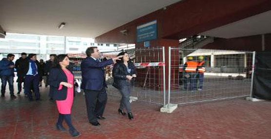 El Ayuntamiento coruñés y la Xunta invertirán 1,1 millones de euros para reformar la estación de autobuses