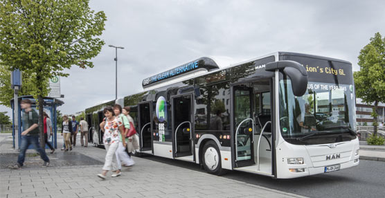 MAN renueva su liderazgo en el segmento de autobuses y autocares por tercera vez en cuatro años
