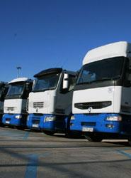 UPTA señala que hay 3.433 autónomos del transporte menos en los once primeros meses de 2014
