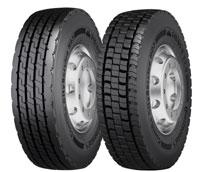 Continental presenta el ContiRe CityService, un neumático recauchutado especialmente para la recogida de basuras