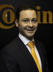 Raúl Gutiérrez es el nuevo Responsable de Comunicación y Trade Marketing de Continental Tires España