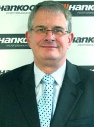 Hankook nombra a Stephen Marsh como gerente de Desarrollo de Minoristas en Reino Unido