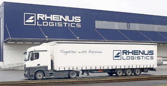 Rhenus Logistics potencia su operativa con servicios diarios entre las plataformas de Portugal y España
