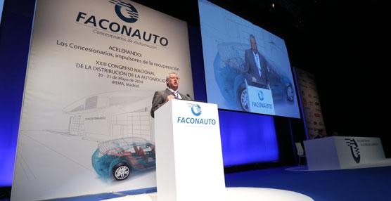 El Congreso de Faconauto coincidirá con el Salón Internacional del Automóvil de Barcelona