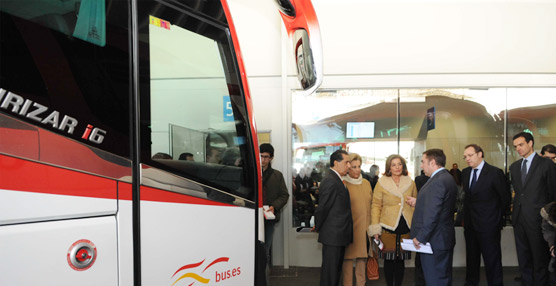 La Estación Sur de Autobuses de Madrid estrena nueva imagen