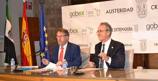 Extremadura impulsa la investigación para reciclar materiales de construcción y usarlos en carreteras