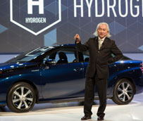 Más de 5.600 patentes de Toyota relacionadas con la pila de combustible se podrán utilizar exentas de derechos