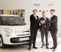 Fiat Group Automobiles Spain y PortAventura firman un acuerdo de colaboración hasta 2016