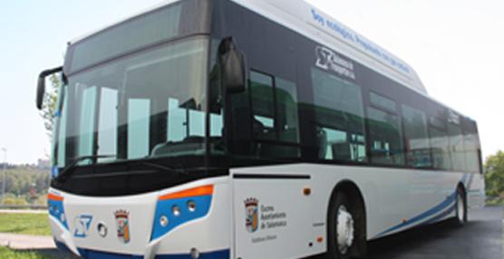 Salamanca contará consiete nuevos autobuses urbanos del modelo City Versus